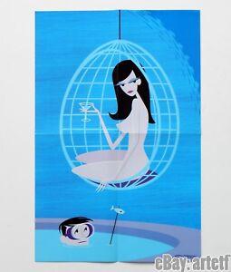 SHAG Rare Art Exhibition Poster Print 2008