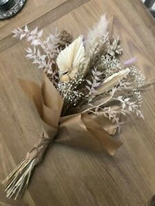 Dried Flowers Bouquet Natural Rustic