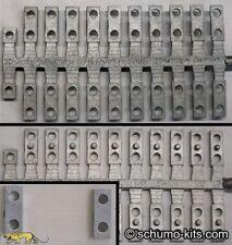 Schumo-Kits KT0031 Seitenschürzenhalter Königstiger - 1:16