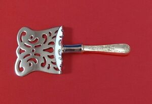 Old Maryland Engraved by Kirk Sterling Silver Petit Four Server HHWS  Custom 6""