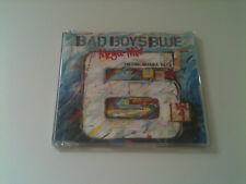 Bad Boys Blue - MEGA-MIX (The Final Megamix, Vol. 1) - Maxi CD Single © 1990