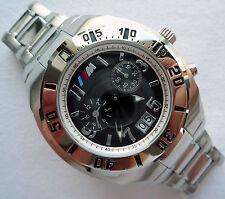 BMW M Power Motorsport DTM Racing Accessory Business Sport Design Alarm Watch