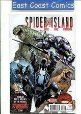 SPIDER ISLAND #2 - SECRET WARS - MARVEL