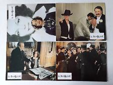 12 PHOTOS D'EXPLOITATION LOBBY CARDS - LA BANQUIERE - ROMY SCHNEIDER