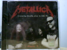 Metallica Creeping Death,Live In USA 92 Part 1