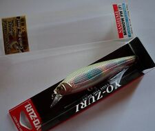Leurre pêche Yo-Zuri Sashimi Minnow FW 9cm 10,5g nage 0,8m couleur CCCA