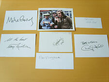 Citizen Smith Genuine Autographs - UACC / AFTAL.