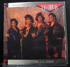 Las Chicas De Nueva York - Mejor Que Nunca LP VG+ Alegria 1989 Vinyl Record