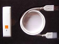 NEW USB MODEM HUAWEI E1752 BY ORANGE 7.2 Mbps