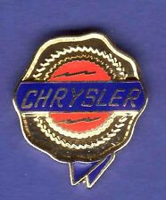 CHRYSLER RIBBON HAT PIN LAPEL PIN TIE TAC ENAMEL BADGE #0119G GOLD