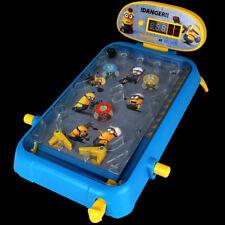 Minions Tischflipper Pinball Tisch Flipper klein Flipperautomat Kinder Minion