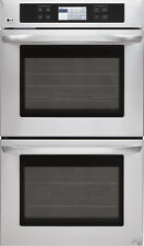 """Lg Lwd3081St Ss 30"""" Double Electric Wall Oven"""