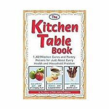 the kitchen table book | eBay