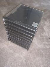 "10 x ""B"" Grade PS1 Playstation 1 Replacement Cases"