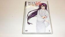 DVD  Peace Maker Kurogane - Vol. 2