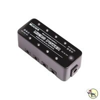 Mooer Micro Power Multi-Power Supply 8-Output Guitar Bass Pedal 9V DC