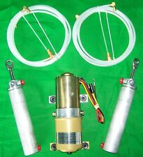 1966-1971 Ford Fairlane Convertible Top Hydraulic System - Hoses, Cylinders Pump