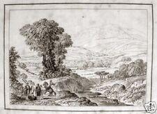 DER BERG OLYMP MOUNT OLYMPUS GRIECHENLAND 1835 GREECE MONT OLYMPE Όλυμπος