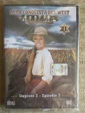 Alla conquista del West numero 11 - Stagione 2 Episodio 7 - DVD nuovo sigillato