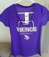 87cc45a2aea Shirt Women Minnesota Vikings Sports Fan Apparel   Souvenirs for ...