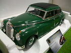 MERCEDES BENZ 300 BERLINE 1955 1/18 NOREV 183516 voiture miniature de collection