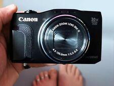 Zoom da viaggio-FOTOCAMERA DIGITALE CANON sx700 HS * 30x OPT. Zoom * 16,1 MP * + Pacchetto Accessori