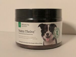 Nutra Thrive Canine Nutritional Supplement - 4 oz