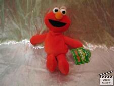 Elmo Sesame Street Bean Bag NEW Applause