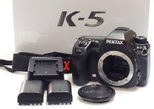 Pentax K-5 Gehäuse/Body TOP-Zustand A+ *GEBRAUCHT*HÄNDLER* nur 7691 Klicks  K5
