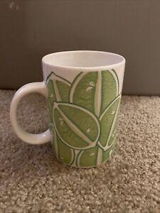 2004 Starbucks Coffee Tea  Mug Lime