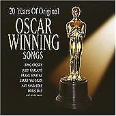 20 Years of Original Oscar Winning Songs, Various Artists, Audio CD, Good, FREE