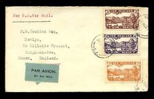 Aviation Air Mail New Zealand Stamps