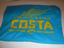 New Authentic Costa Del Mar, Pez Vela, heather blue, S/S T-Shirt Size XLarge