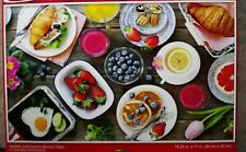 New 500 Piece Jigsaw Puzzle (Healthy Brunch Table)