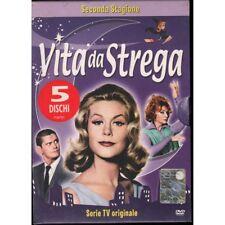 Vie De Strega Saison 2 DVD Elizabeth Duffel coat fermé 8013123010452