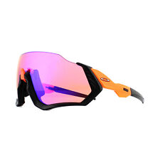 Oakley Sunglasses Flight Jacket OO9401-04 Matte Black Prizm Trail