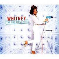 """WHITNEY HOUSTON """"WHITNEY THE GREATEST HITS"""" 2 CD NEU  35 TRACKS BEST OF+++"""