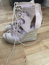 Xti Platform Sandals size 4Uk