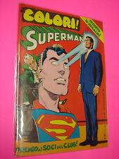 SUPERMAN Mondadori ALBI DEL FALCO  n. 607 originale OTT EDICOLA