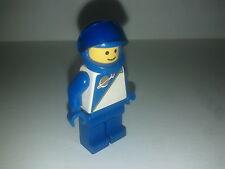 Minifig astronaute  espace Lego set 1621 Lunar Mpv Vehicle