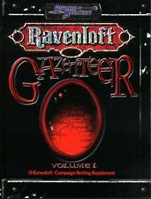 Ravenloft: Gazetteer Volume I Book (New)