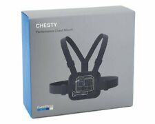 Authentic GoPro Chesty Performance Chest Mount, Hero 5, 6 & 7 Compatible *BNIB*