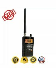 Uniden Bearcat 300-Channel Portable Police Scanner BC75XLT Emergency Fire NEW 🚔