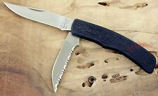 4400ST Kershaw Wade Officer Pocket Knife Retired 2 blade made in Japan new RARE