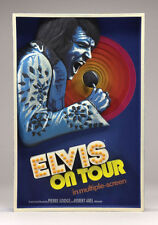 MCFARLANE 3D POSTER ELVIS ON TOUR MASTERWORKS NEW NUOVO