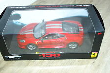 1/18 HOT WHEELS ELITE Ferrari Ferrari F430 Scuderia 430