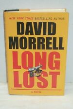 LONG LOST by David Morrell (2002, Hardcover w/ dust jacket) VG