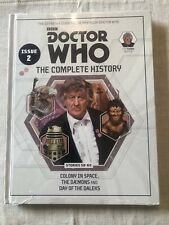 Doctor Who - The Complete History Issue 2 (New and Sealed)