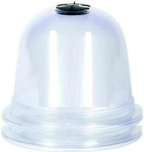 Original Bell Cloche Vegetables Plant Protection Extra Large 26cm Pack of 6