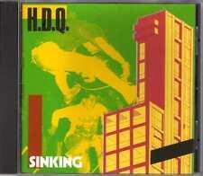 H.D.Q. - Sinking - CDA - 1989 - Rock Hardcore Punk Dissidence France